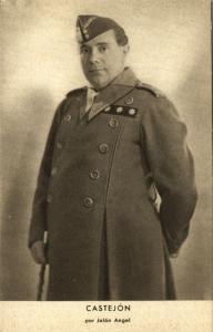 Spanish Civil War, Spanish Nationalist General Antonio Castejón Espinosa (1939)
