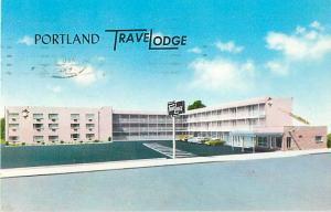 Portland Travelodge 949 E. Burnside Portland Oregon OR 1962