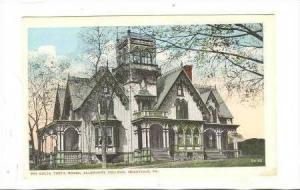 Phi Delta Theta House, Allegheny College, Meadville, Pennsylvania, 00-10s