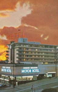 Canada Royal Towers Motor Hotel New Westminster British Columbia