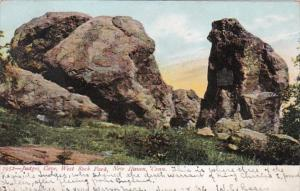 Connecticut New Haven Judge's Cave 1906