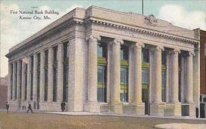 Missouri Kansas City First National Bank Building 1909