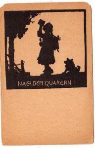 Silhouette - Nach Dem Quakern - Quakers