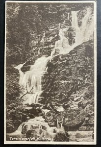 Mint Real Picture Postcard Ireland Killarney Torc Waterfall