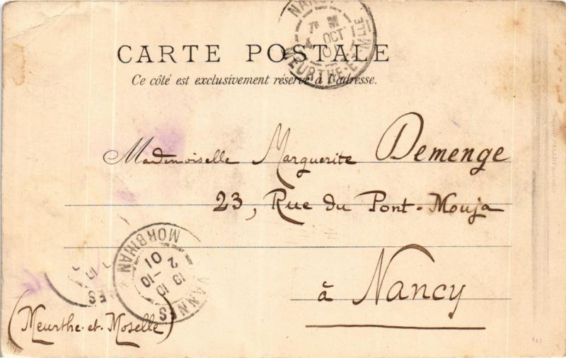 CPA La Pipe et le Flip FRANCE FOLKLORE (789428)
