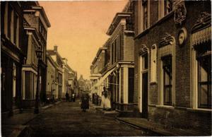 CPA APPINGEDAM Dijkstraat NETHERLANDS (706273)
