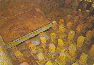 Scotland Bath Hypocaust The Roman Baths