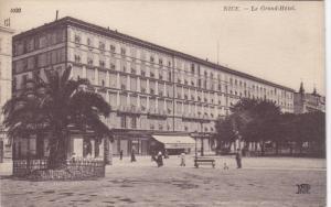 NICE, Alpes Maritimes, France, 1900-1910's; Le Grand Hotel