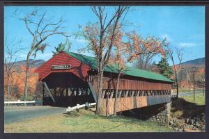Jackson Covered Bridge,White Mts,NH