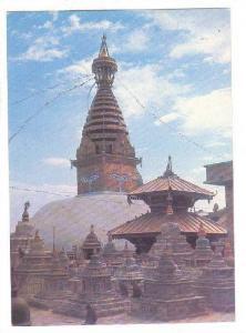 Swoyambhu , NEPAL , 70-90s