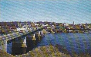 Maine Bangor-Brewer Toll Bridge