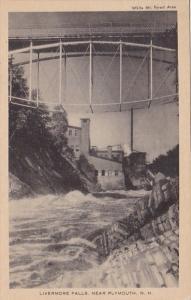 New Hampshire Livermore Falls Near Plymouth 1939