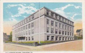 Pennsylvania Hazleton D A Harman School