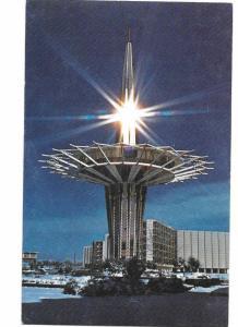 Prayer Tower Oral Roberts University Tulsa Oklahoma