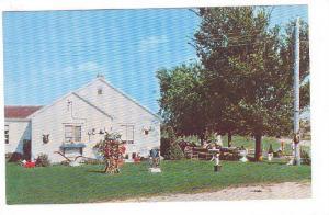 The B & B Antique Shop, Coon Rapids, Iowa, 1940-1960s
