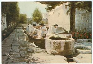 AREQUIPA, Peru, Convent of St. Katherine, The Laundry, 1977 unused Postcard