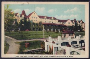 Pines Hotel and Terrace,Digby,Nova Scotia,Canada