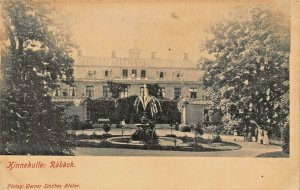 KINNEKULLE SWEDEN~RABACK~1900s PHOTO POSTCARD