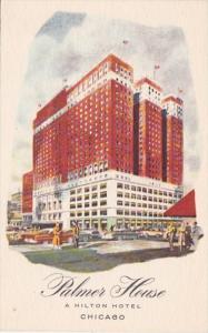 Illinois Chicago Palmer House A Hilton Hotel