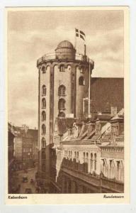 Street & Government Building / Rundetaarn,Copenhagen,Denmark 1900-10s