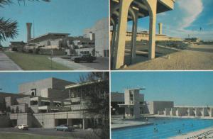 Dhahran University Of Minerals & Petroleum Saudi Arabia Postcard