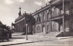 RP; MONTERREY, Nuevo Leon, Mexico; Palacio de Gobierno, 1930-40s