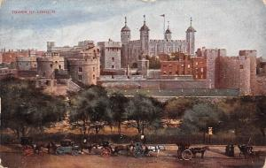 Tower of London Horse Carriage Rides Panorama Tour