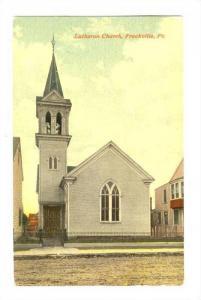 Lutheran Church, Frackville, Pennsylvania, 1900-1910s