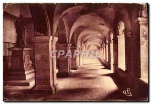 Postcard Old Valbonne Pont Saint Esprit Grand Cloitre