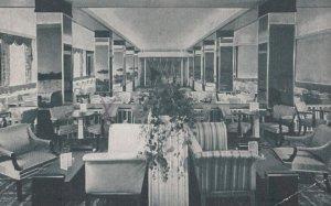 WASHINGTON , D.C. , 1952 ; Hotel Raliegh ; New Pall Mall Room
