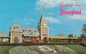 DISNEYLAND, California, 1970s; Greetings from Disneyland Depot