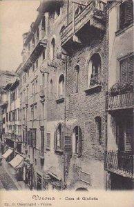 Italy Verona Casa di Giulietta