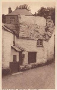 Polperro, Cornwall, England, 1910s-30s ; Couch's House