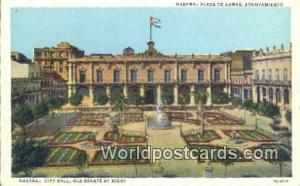 Havana Republic of Cuba Plaza de Armas, City Hall  Plaza de Armas, City Hall
