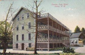 SALEM, New Hampshire, 1900-1910s; Canobie Lake Hotel