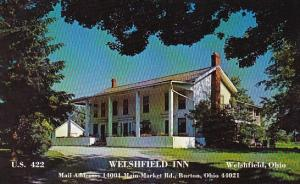 Welshfield Inn Welshfield Ohio