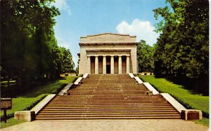 KY Postcard, Kentucky Post Card Lincoln Memorial Abraham Lincoln national his...