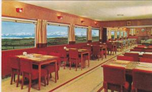 [BC] : Eamon´s Drive In Restaurant , Highway 1A , B.C. , Canada,  50-60s