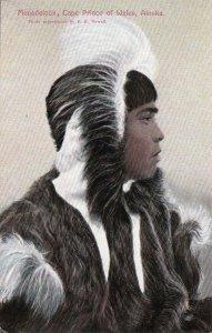 Alaska Cape Prince Of Wales Menadelook sk5516
