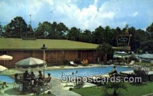 Holiday Lodge, Myrtle Beach, SC, USA Motel Hotel Postcard Post Card Old Vinta...