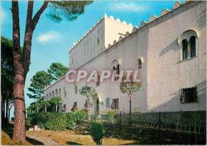Postcard Modern Anacapri Villa S Michel