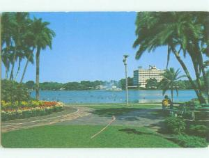 Unused Pre-1980 PARK PLAZA HOTEL Orlando Florida FL hr3963