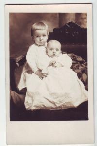 P1075 AZO unused RPPC child and baby