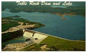 Missouri  Table Rock Dam and Lake