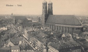 Munchen (Bavaria), Germany, 1900-1910s ; Rathaus