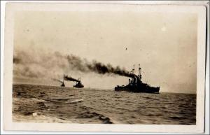 RPPC. War Ships