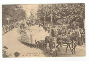 Le Char De l'Archange,Gand (East Flanders),Belgium,1900-10 s