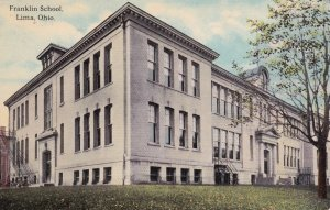 Franklin School , LIMA , Ohio ; PU-1914