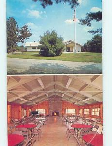 Pre-1980 GROTONWOOD RESTAURANT Groton Massachusetts MA hs5513