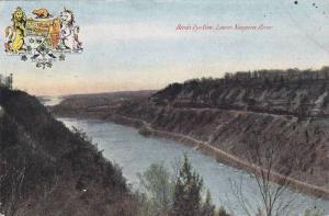 Birds Eye view , Lower Niagra River , Ontario , Canada , 00-10s
